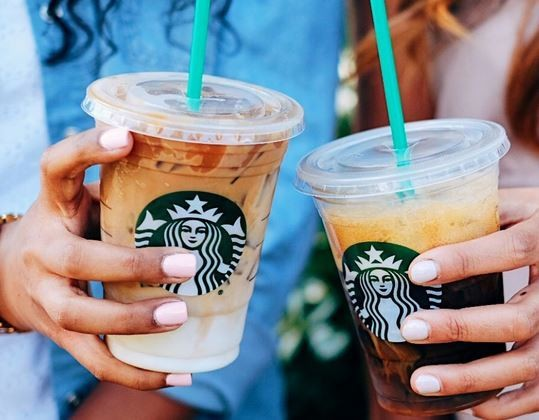 You can score a free espresso drink with purchase today from Starbucks. (Contributed photo/Starbucks)