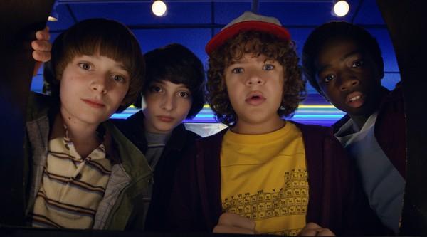 """Stranger Things 2."" (Copyright Netflix/courtesy Everett Collection"