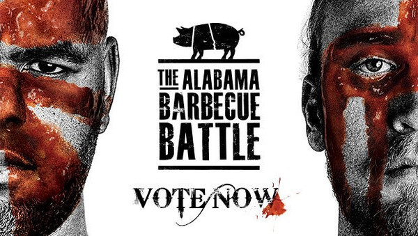 Voting begins in the Alabama Barbecue Battle on Aug. 6 and concludes on Aug. 31. The winners will be announced Sept. 1. (Image courtesy of the Alabama Tourism Department)