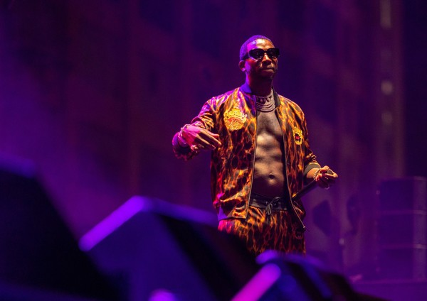 Bessemer-born rapper Gucci Mane. (Photo by Christopher Polk/Getty Images)