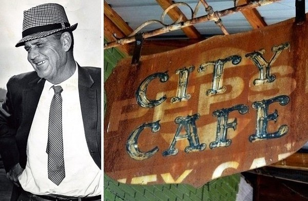 "Legendary Alabama football coach Paul ""Bear"" Bryant would frequent City Cafe in Northport during the early 1980s according to former own Joe Barger. (AL.com)"