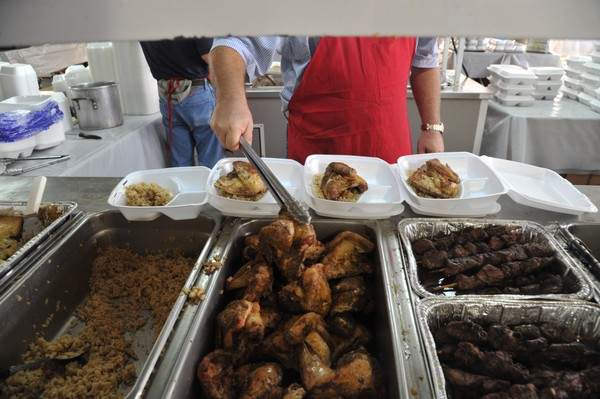 The Birmingham Greek Festival returns on Oct. 4-6 at Holy Trinity-Holy Cross Greek Orthodox Cathedral. The festival, founded in 1972, is one of the city's most popular food events. (AL.com file photo/Frank Couch)