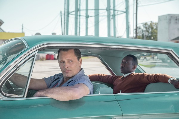 """""""Green Book,"""" starring Viggo Morstensen and Oscar-winner Mahershala Ali, is playing in theaters now. (Universal Pictures)"""