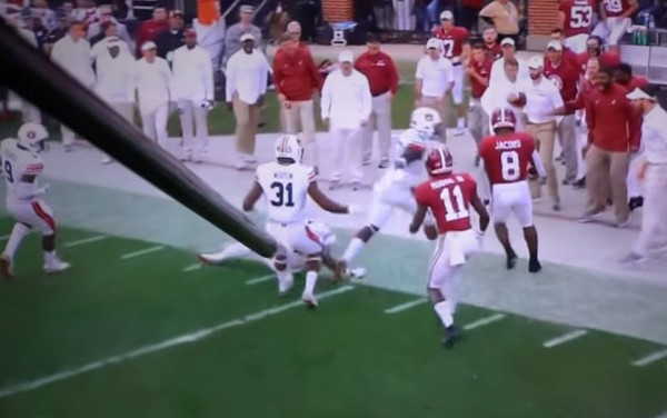 """Coach """"John Doe"""" is an anonymous Alabama fan whose YouTube breakdowns of Crimson Tide games have gone viral during the 2018 season. (unOFFICIAL Assistant Coaches YouTube channel)"""