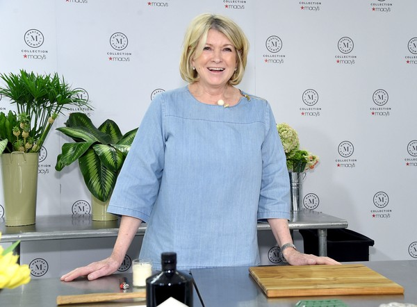 """Martha Stewart comes to Alabama on Oct. 5 to discuss her book, """"Martha's Flowers,"""" at Birmingham Botanical Gardens. (Photo by Jamie McCarthy/Getty Images)"""