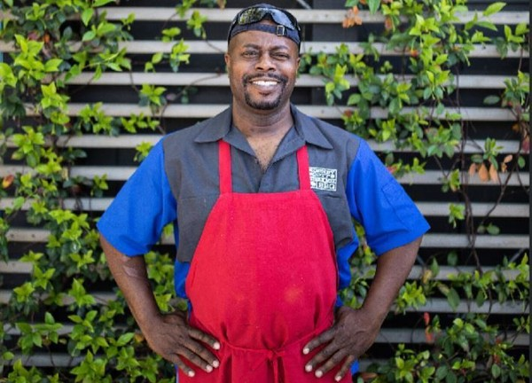 Rodney Scott, who opened Rodney Scott's BBQ in Charleston, S.C., in February 2017, will open a second location at 3719 Third Ave. South in Birmingham, Ala., in Fall 2018. (Photo by Andrew Cebulka)