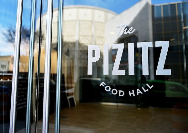 The Pizitz Food Hall opened in February 2017