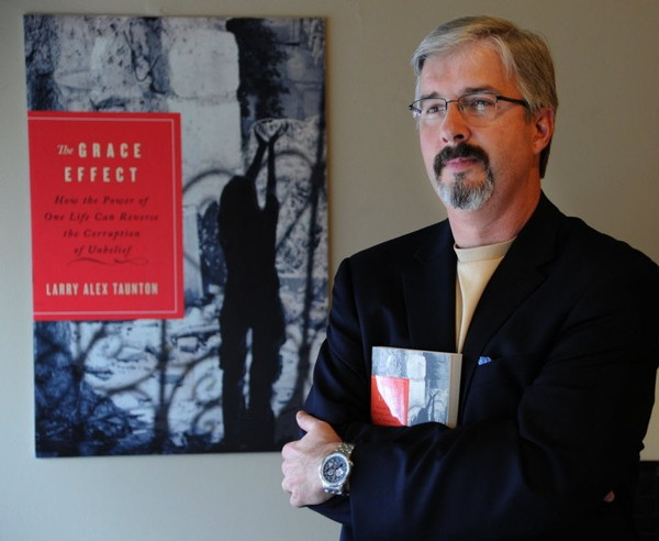 Larry Taunton founded the Fixed Point Foundation in 2004 and hosted debates between famous atheists and Christian apologists.