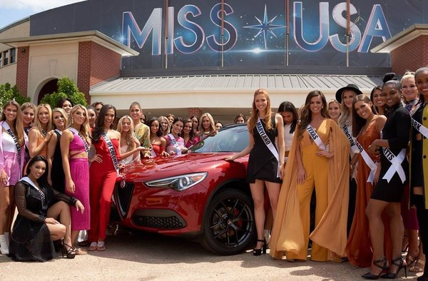 Fifty-one contestants will be vying for the Miss USA title tonight. You can watch live on Facebook and Fox. (Contributed photo/Miss USA)
