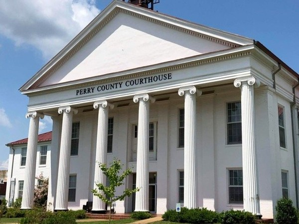 Perry County courthouse
