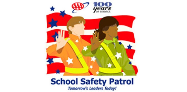 AAA Safety Patrols were always the most trusted 5th graders in the entire school.