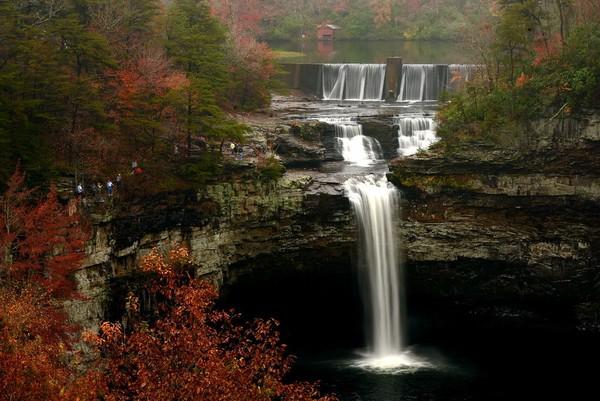 DeSoto State Park. Alabama is ablaze with autumn color as fall makes its grand entrance. (Joe Songer | jsonger@al.com).