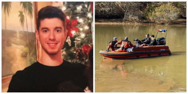 A body was discovered Monday afternoon in the search for Blake Smith, of Trussville, who was reporting missing in Tennessee. Authorities have not yet identified the remains.