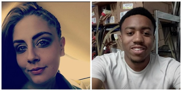 Elizabeth Price and Ty Pepper were fatally shot in Birmingham on Monday, Feb. 12, 2018. (Facebook)