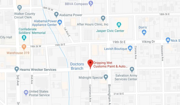 A 38-year-old man was fatally shot Monday, July 30, 2018 at a Jasper auto body shop.