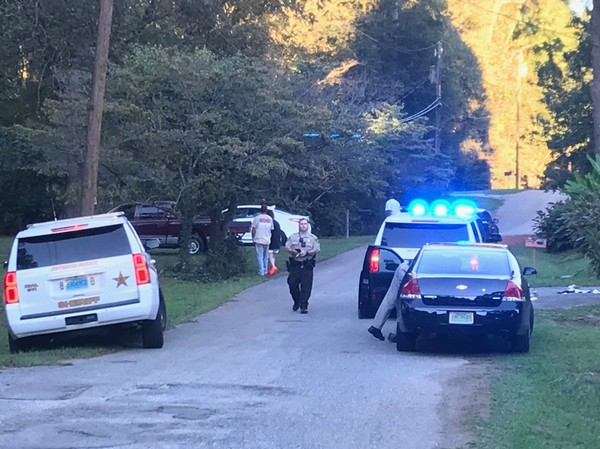A man was critically wounded Thursday, Oct. 11, 2018, in an apparent drive-by shooting on Inzer Drive off Cherry Avenue in Forestdale.