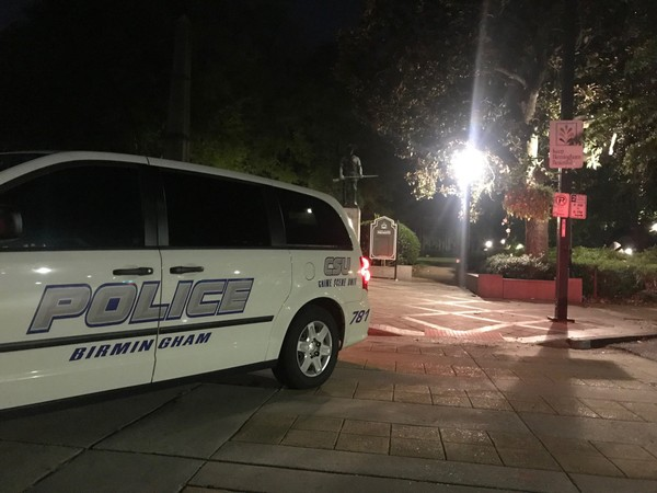 One person was shot and another stabbed in Linn Park about 8:15 p.m. Saturday on Aug. 11, 2018.