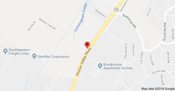 A 37-year-old Birmingham man was killed Friday, July 27, 2018, in a head-on crash on Pinson Valley Parkway.
