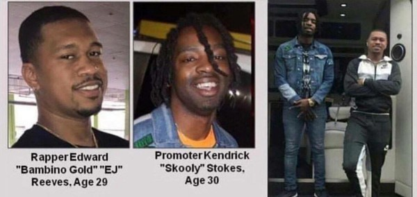 Edward Reeves, also known as Bambino Gold, and Kendrick Stokes, also known as Skooly Kee Da Tooly, were formally reported missing in Montgomery on Tuesday, Nov. 7. They were last seen in Montgomery on Sunday, Nov. 5. (Special to AL.com)