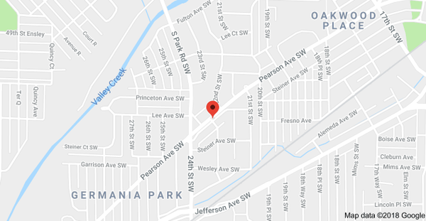 Two men were shot while sitting in a vehicle in the 2400 block of Steiner Court S.W. on Saturday, Sept. 8, 2018. One of the victims died at UAB Hospital.