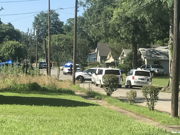 A man was found shot to death in Birmingham's Wylam community on Wednesday, June 6, 2018.