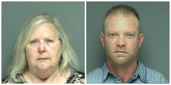 Calhoun County sheriff: mother helped son avoid arrest in death of