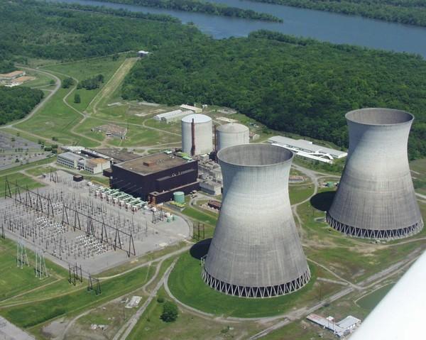 Bellefonte Nuclear Plant outside Scottsboro in northeast Alabama. (AL.com file photo)