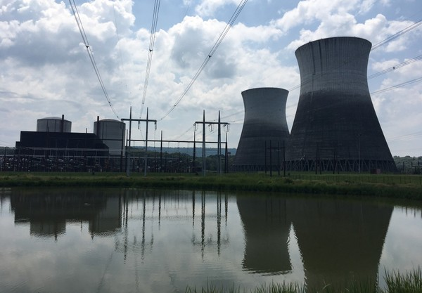 Bellefonte Nuclear Plant near Scottsboro in Jackson County. (Paul Gattis/pgattis@al.com)