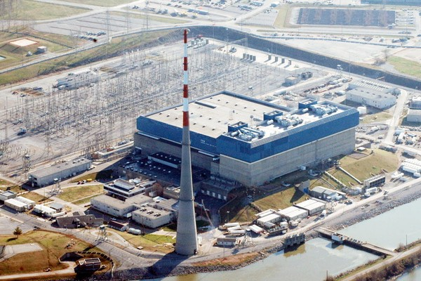 Operators have reported a brief fire in the cooling building control panel at TVA's Browns Ferry Nuclear Plant near Huntsville, Ala. No one was injured, and the plant remains in operation. (Associated Press)