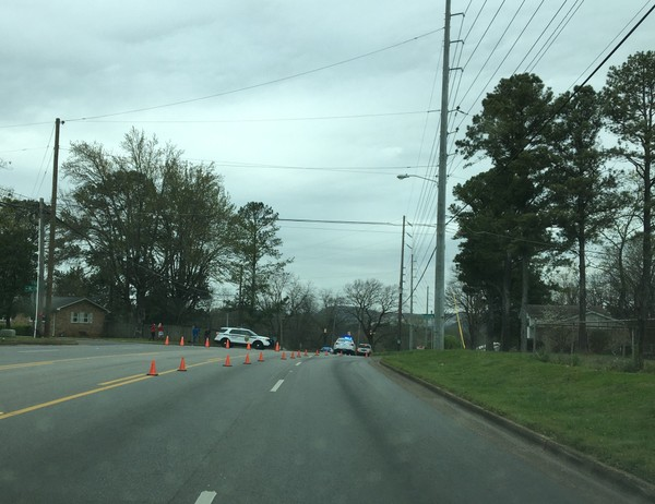 Huntsville police officer injured in March 26, 2018 crash