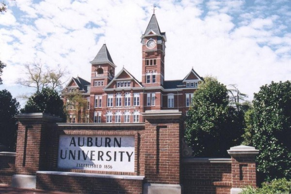 Auburn University is vowing to meet with student groups after the leader of a white supremacist organization spoke at an Honors College event. (File)