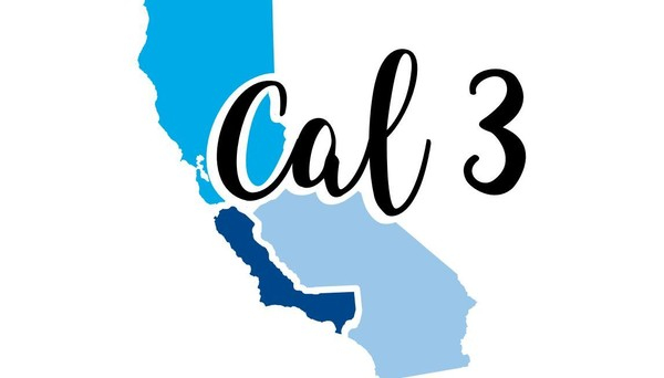 Californians will vote in November on a proposal to break up into three separate states. (Contributed photoCAL3)