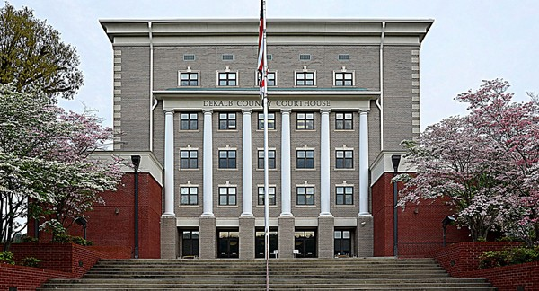 DeKalb County Courthouse in Fort Payne, Ala. (Wikimedia Commons)