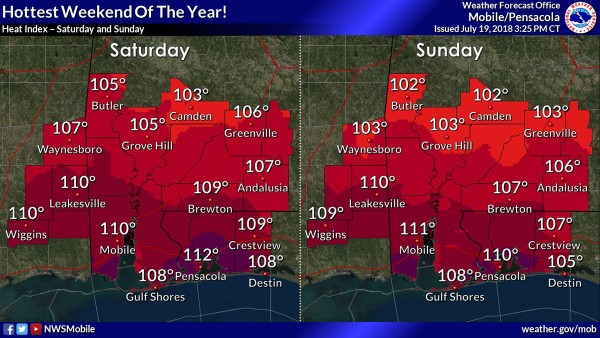 Hottest weekend of the year coming up at the beaches - al com