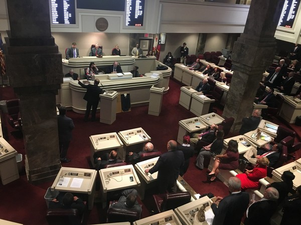 Two Libertarians and four independents are running for seats in the Alabama House of Representatives.