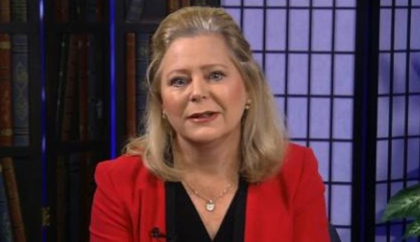 Janet Porter, a spokesperson for Republican Senate candidate Roy Moore, defended the GOP nominee in a series of recent CNN interviews. (Contributed photo/CNN)