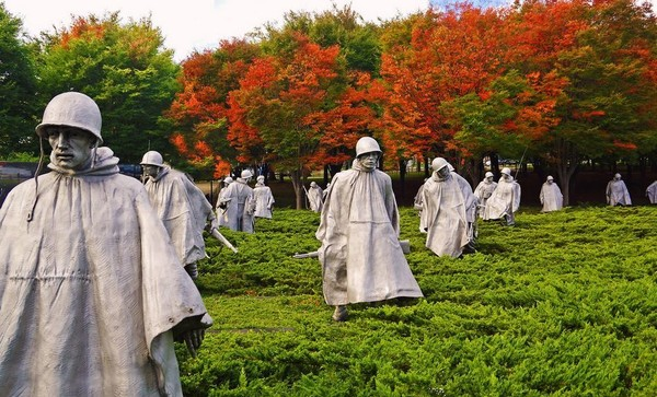 Nearly 7,702 U.S. personnel remain unaccounted for from the Korean War, according to the Department of Defense. (Contributed photo/National Park Service)