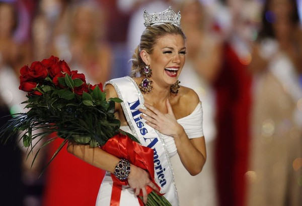 Mallory Hytes Hagan, an Alabama woman competing as Miss New York, won the Miss America Pageant in 2013. (File)