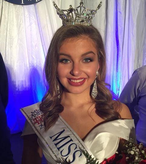 Collins McMurray of Vestavia is Alabama's new Outstanding Teen. (Contributed photo/Alabama's Outstanding Teen)