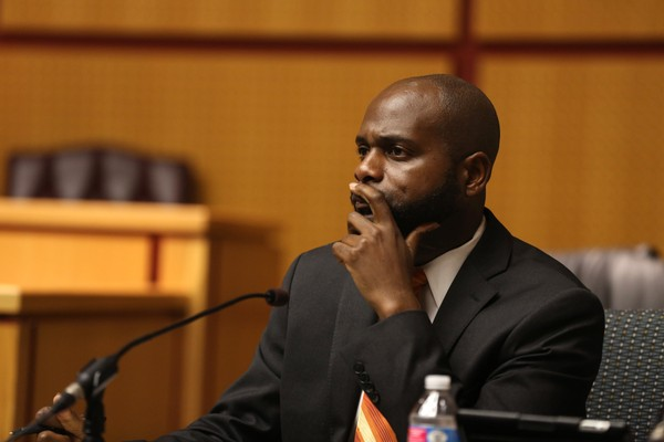 Mobile City Council member C.J. Small. (Sharon Steinmann/AL.com file)
