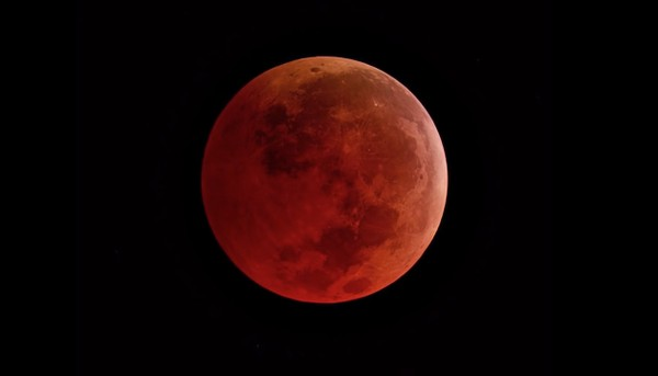 A total lunar eclipse will take place Jan. 20, and it will be the only one this year. (NASA photo)