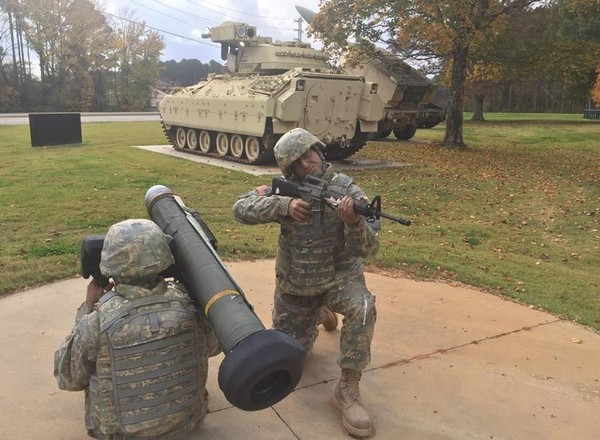 Statues at Redstone Arsenal in Huntsville. (Contributed photo/Redstone Arsenal)