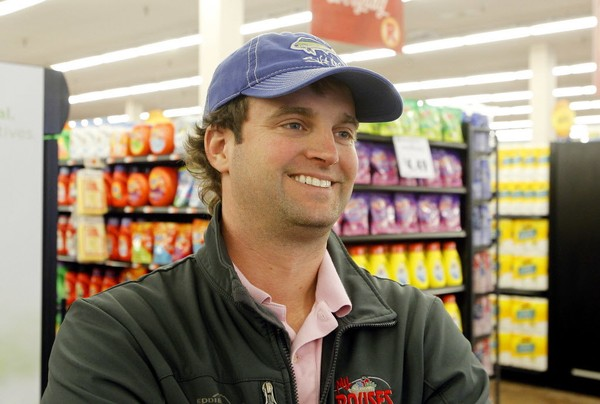 Donny Rouse, head of family owned Rouses Markets, said Thursday that by the end of May the Louisiana company's footprint in southwest Alabama will have grown from five stores to seven. (Mike Kittrell/AL.com file)