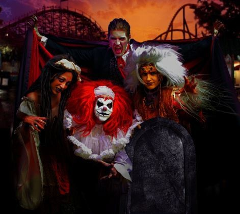 Want $300 and season passes to Six Flags? All you have to do is spend 30 hours in a coffin. (Contributed photo/Six Flags)