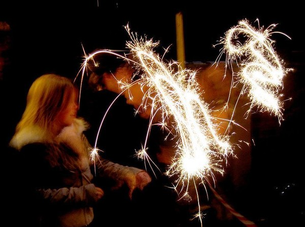 Sparklers and other consumer fireworks are legal in most unincorporated parts of Alabama.