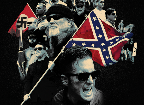 Hate and extremist groups, particularly neo-Nazis and Anti-Muslim groups, continued to expand across the nation in 2017, according to a report released today by the Southern Poverty Law Center. (Southern Poverty Law Center)