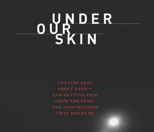 """""""Under Our Skin,"""" written by NFL player Benjamin Watson, stems from a Facebook post he wrote after the unrest in Ferguson, Missouri."""