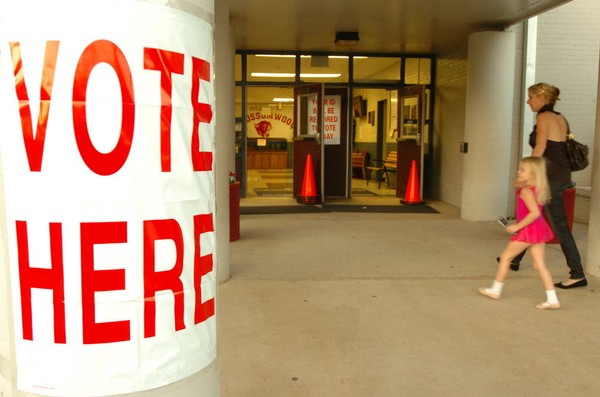 Because of special elections, voters in some parts of Alabama have been busy. (File)