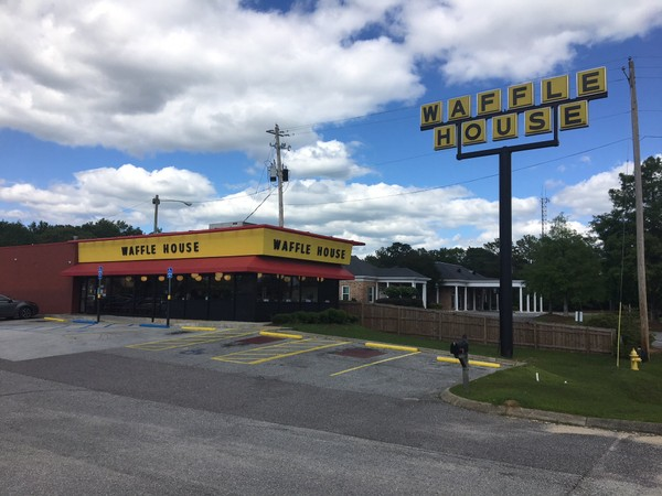In the wake of the Waffle House arrest in Saraland Sunday morning in which three white cops were shown to aggressively arrest a black women, local law enforcement have justified their actions during a near 20 minute press conference late Monday afternoon.