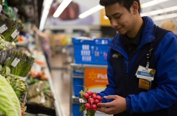Walmart is expanding delivery services to more than 1,000 metro areas nationwide.